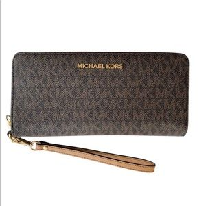 Michael Kors Jet Set Travel Continental Long Walle
